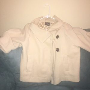 Cropped jacket from Forever 21.